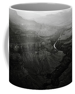 Time Will Fall Inside The Dream Coffee Mug