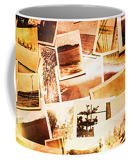 Time Worn Scenes And Places Background Coffee Mug