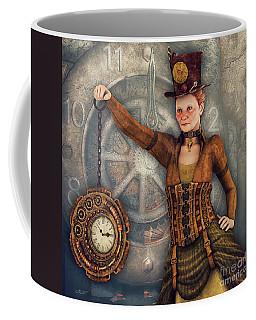 Timekeeper Coffee Mug