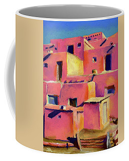 Timeless Adobe Coffee Mug