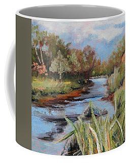 Timeless Footpath Coffee Mug