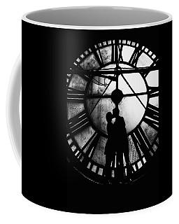 Timeless Love - Black And White Coffee Mug
