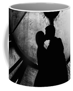 Timeless Love - Black And White Coffee Mug