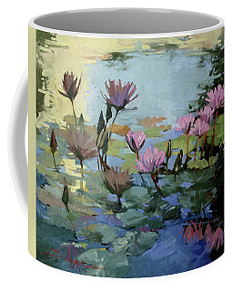 Times Between - Water Lilies Coffee Mug