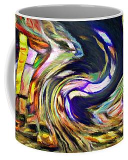 Times Square Swirl Coffee Mug