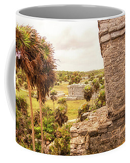 Timeworn Settlement  Coffee Mug