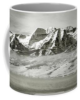 Timp Above Deer Creek Coffee Mug