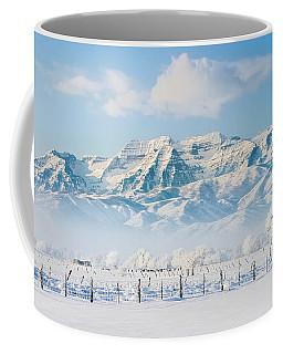 Timp In Winter Coffee Mug