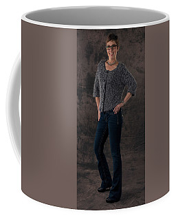 Tina Always Ready Coffee Mug