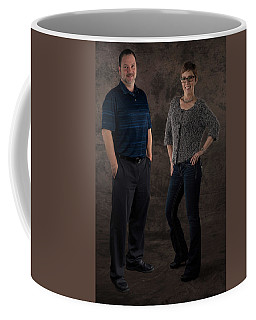 Tina And Scott Coffee Mug