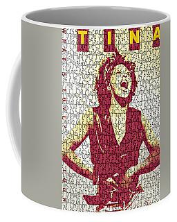 Tina Turner - Digital Graphic Poster Coffee Mug