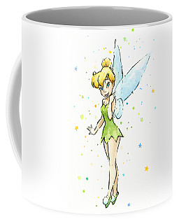 Tinker Bell Coffee Mug