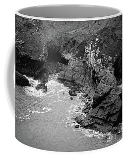 Tintagel Rocks Coffee Mug