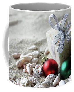 Tiny Box Tiny Shells Coffee Mug
