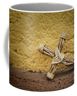 Tiny Cross  Coffee Mug