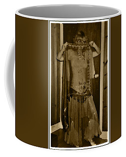 Coffee Mug featuring the photograph Tiny Dancer by Denise Fulmer