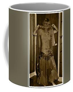 Tiny Dancer Coffee Mug by Denise Fulmer