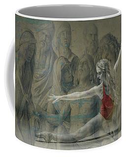 Tiny Dancer  Coffee Mug by Paul Lovering