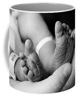 Tiny Feet Coffee Mug