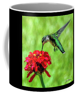 Coffee Mug featuring the photograph Tiny Feet by Sue Melvin