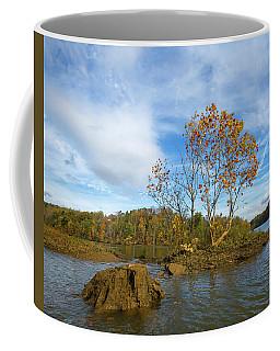 Tiny Island Fall Coffee Mug