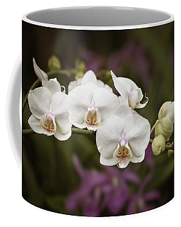 Tiny White Dancers Coffee Mug