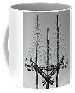 Tip Of The Sutro Coffee Mug