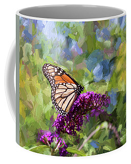 Tip Toe Through The Garden Coffee Mug