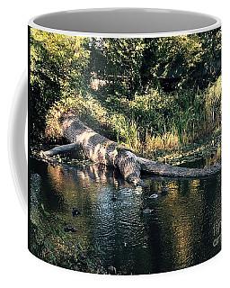 Tired Tree Coffee Mug