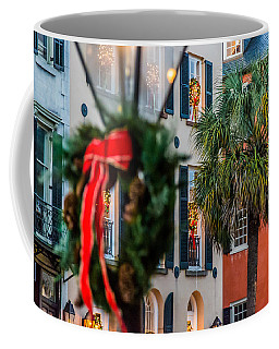 Tis The Season - Charleston Sc Coffee Mug