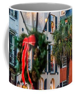 Tis The Season - Charleston Sc Coffee Mug