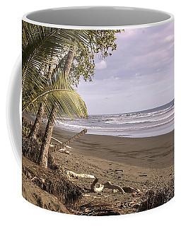 Tiskita Pacific Ocean Beach Coffee Mug