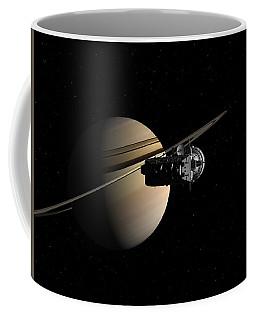 Titan In Sight Coffee Mug