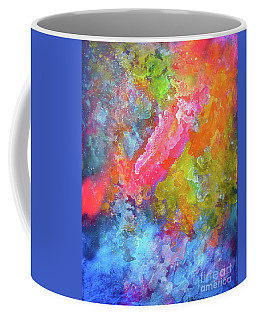 Title. Intermezzo Odyssey Painting Coffee Mug