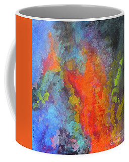 Title. Symphonata. An Acrylic Painting Coffee Mug