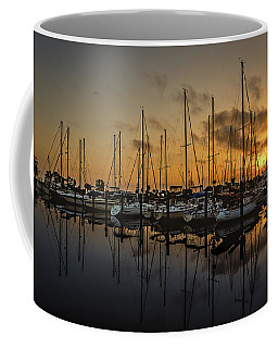 Titusville Marina Coffee Mug