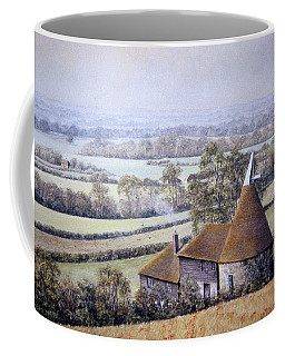 To Autumn Coffee Mug by Rosemary Colyer