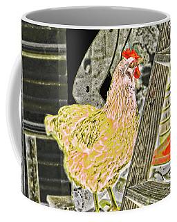 To Climb The Corporate Ladder . . . Coffee Mug