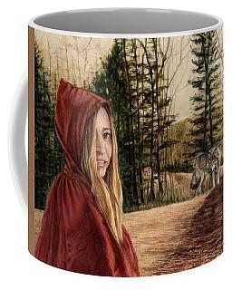 To Grandmother's House We Go Coffee Mug