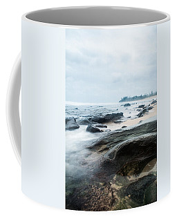 Coffee Mug featuring the photograph To Guard The Shore by Parker Cunningham