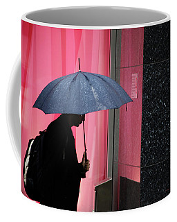 Coffee Mug featuring the photograph To Hearts I Crawl  by Empty Wall