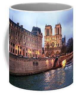 To Notre Dame Coffee Mug