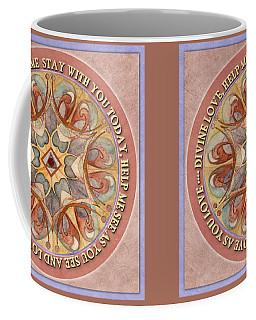 To See As Love Sees Mandala Prayer Coffee Mug