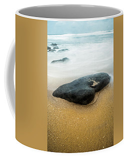 Coffee Mug featuring the photograph To Stay Between by Parker Cunningham