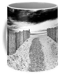 To The Beach At Lbi Coffee Mug
