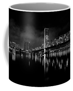 Coffee Mug featuring the photograph To The Crowne by Eric Christopher Jackson
