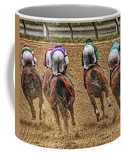 To The Finish Coffee Mug