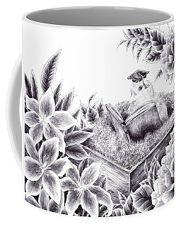 To The Future Coffee Mug