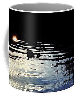 Coffee Mug featuring the photograph To The Light by Menega Sabidussi