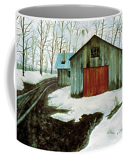 To The Sugar House Coffee Mug